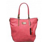 Pierre Cardin 2480 Rosa Coral - Italské kožené kabelky
